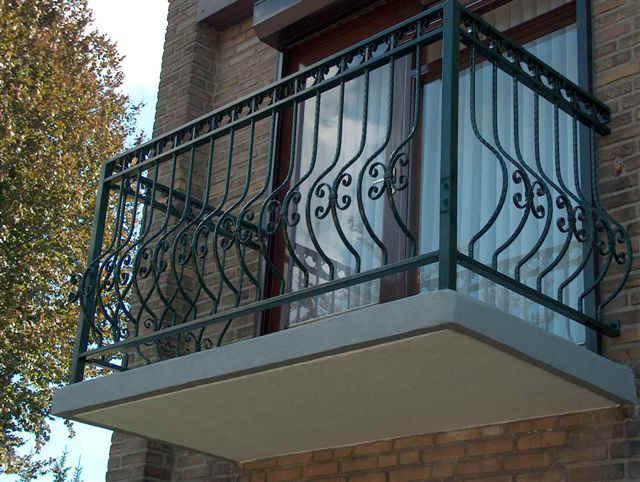 diversen balkonafscherming