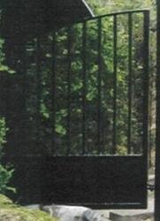 Looppoort Halen modern