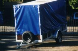 aanhangwagen met huif en zeil prijs vanaf 761,00 euro