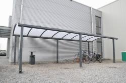 carport 8x3m